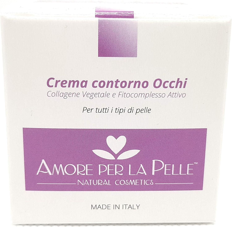 Crema Contorno Ojos Al Collagene vegetal y fitocomplesso ...