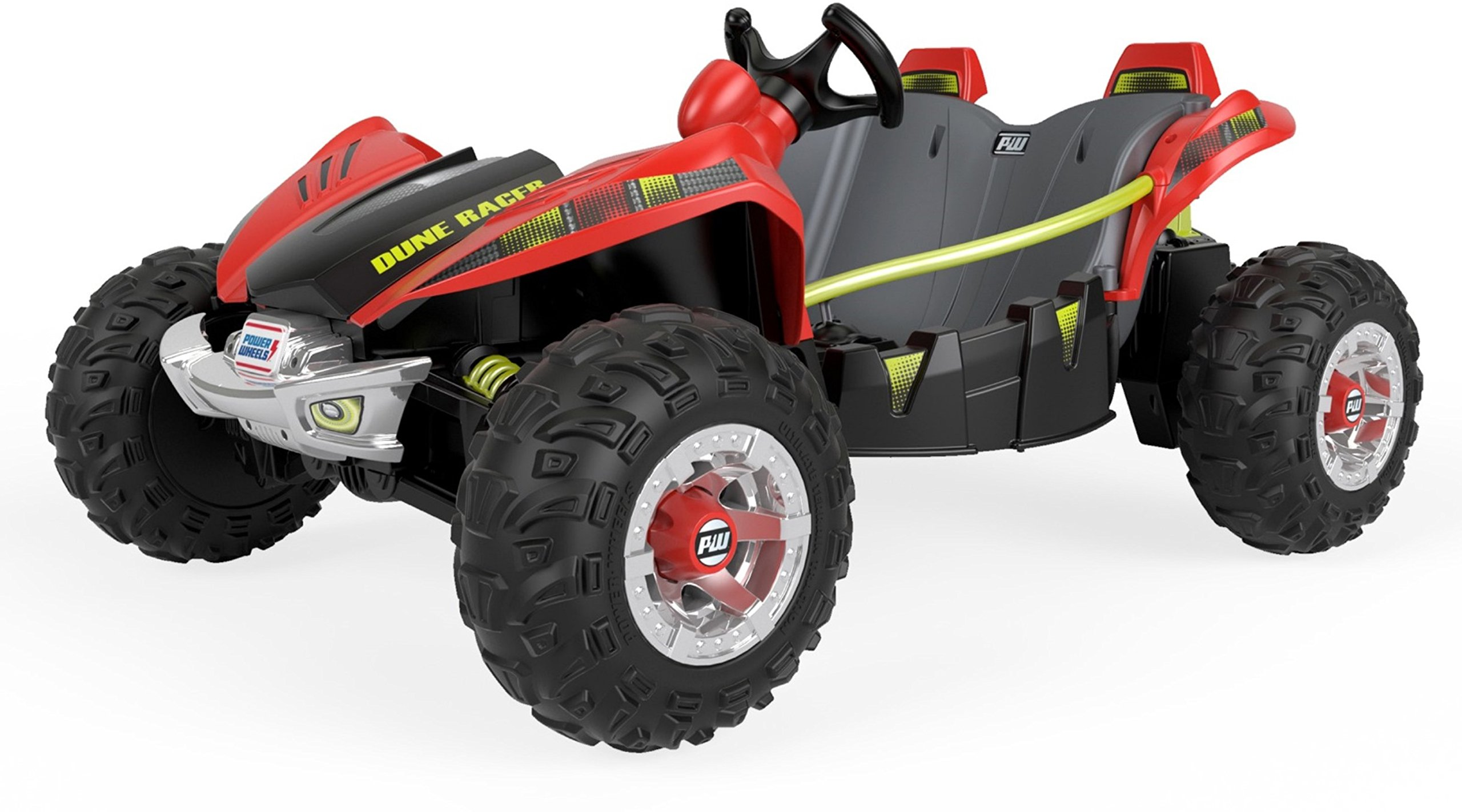 Power Wheels Dune Racer, Fire Red by Fisher-Price (Image #8)