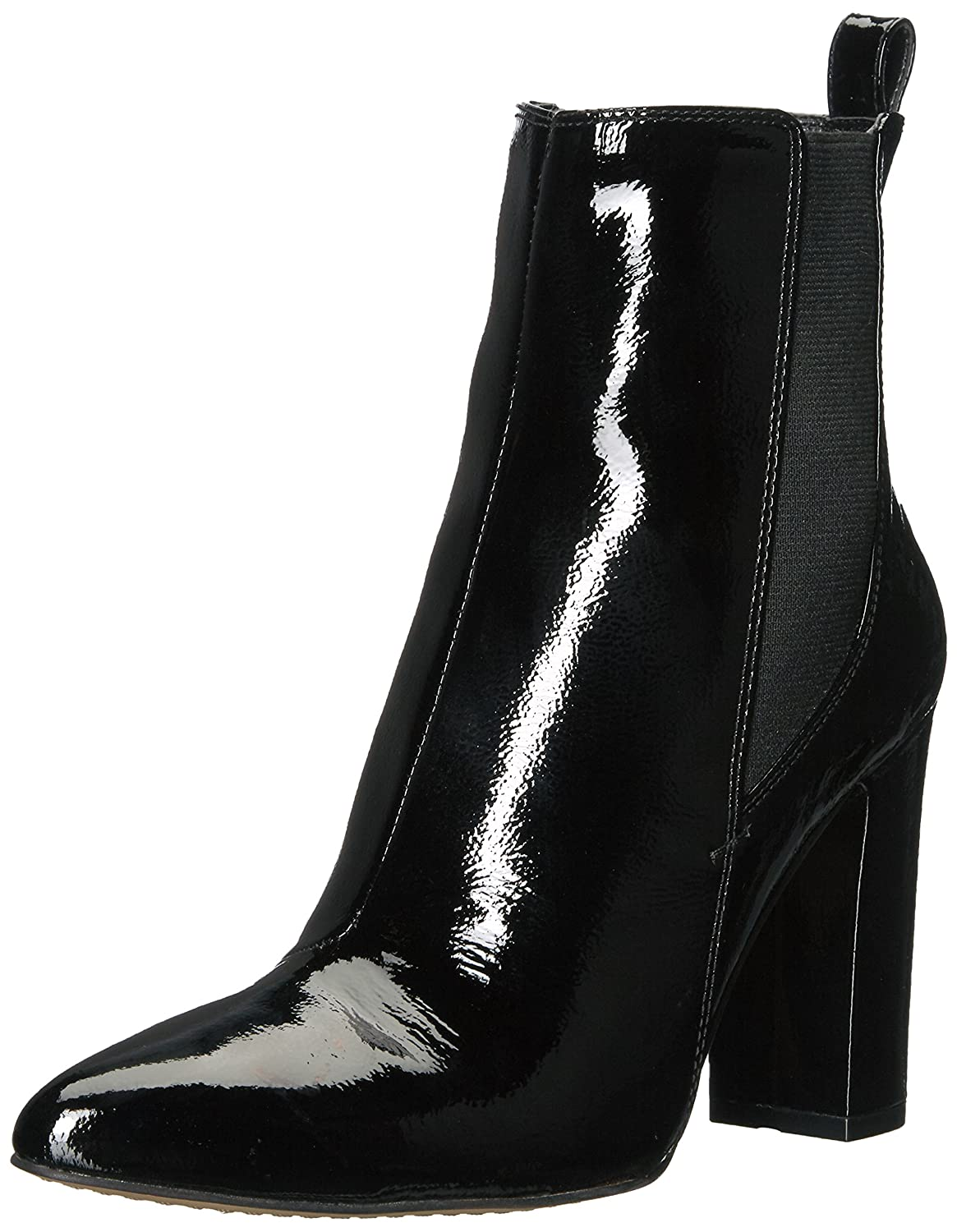 Vince Camuto Women's Britsy Ankle Boot B071SDK98G 5 B(M) US|Carbone