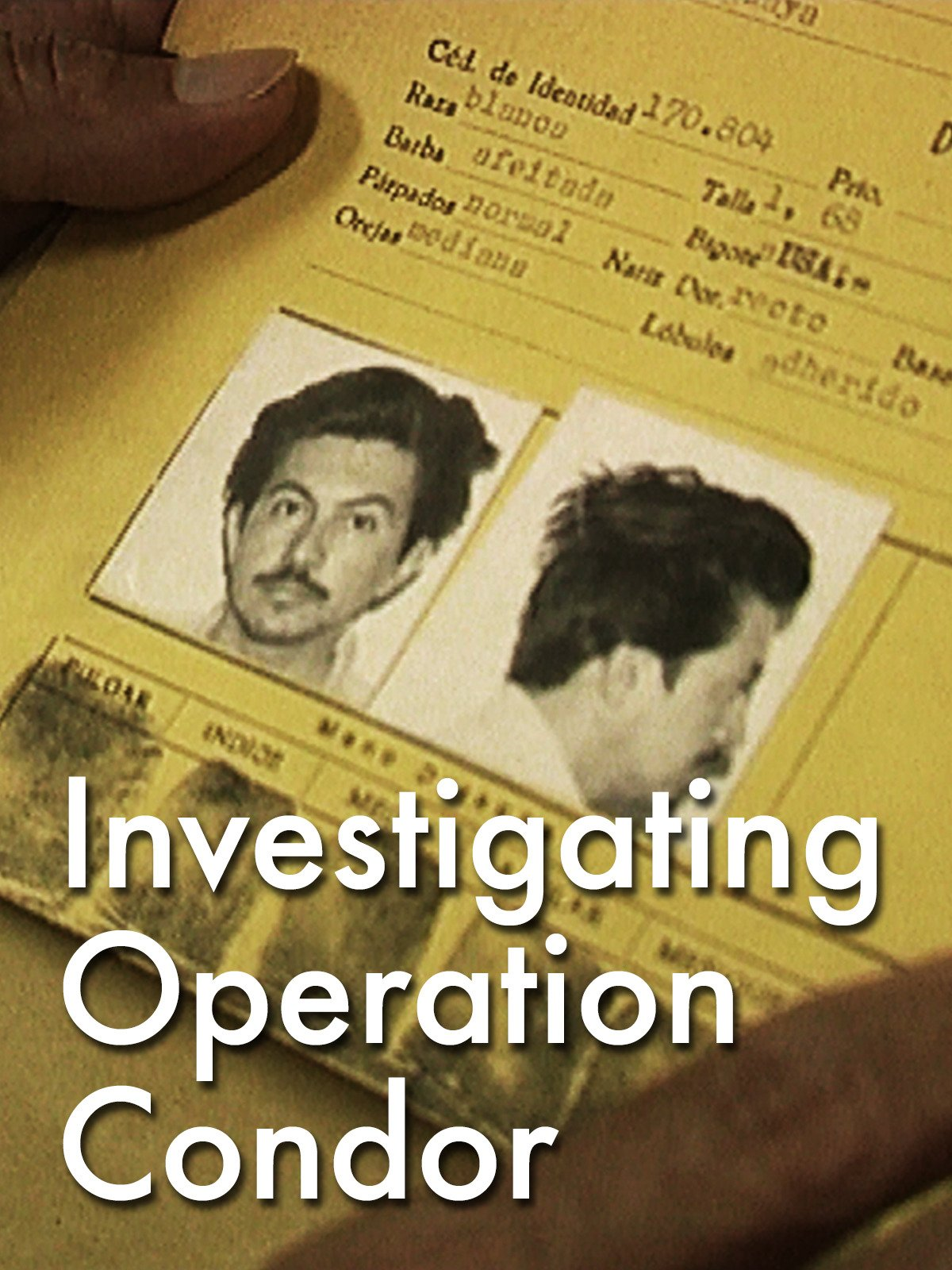 Investigating Operation Condor on Amazon Prime Video UK