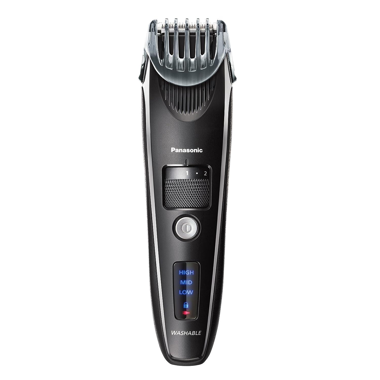 Panasonic Men's Precision + Power Beard Trimmer with Linear Motor Technology, ER-SB40-K – 2017 GQ Grooming Award Winner Panasonic - Beauty