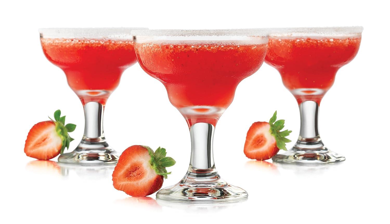 Libbey Just Cocktails 3.75-Ounce Mini Margarita Glass, Clear, 12-Piece Libreria Venus Inc 3802S12 420