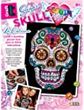 sequin art 1613 Suger Skull Craft Set
