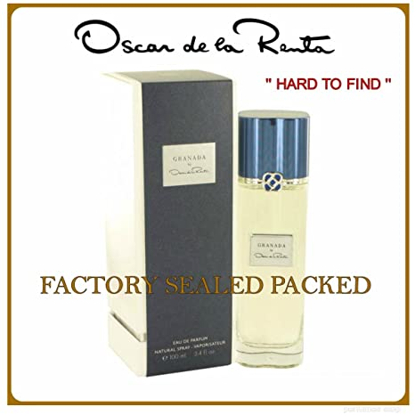 Buy Oscar De La Renta Granada Eau Parfum Spray 100ml 34oz Online At Low Prices In India