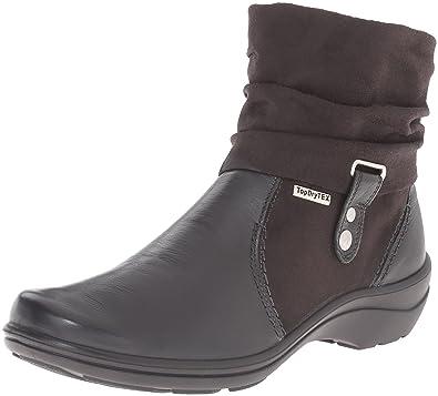 Romika Women s Cassie 12 Rain Boot Black 36 EU 5-5.5 ... 7ae4680bd