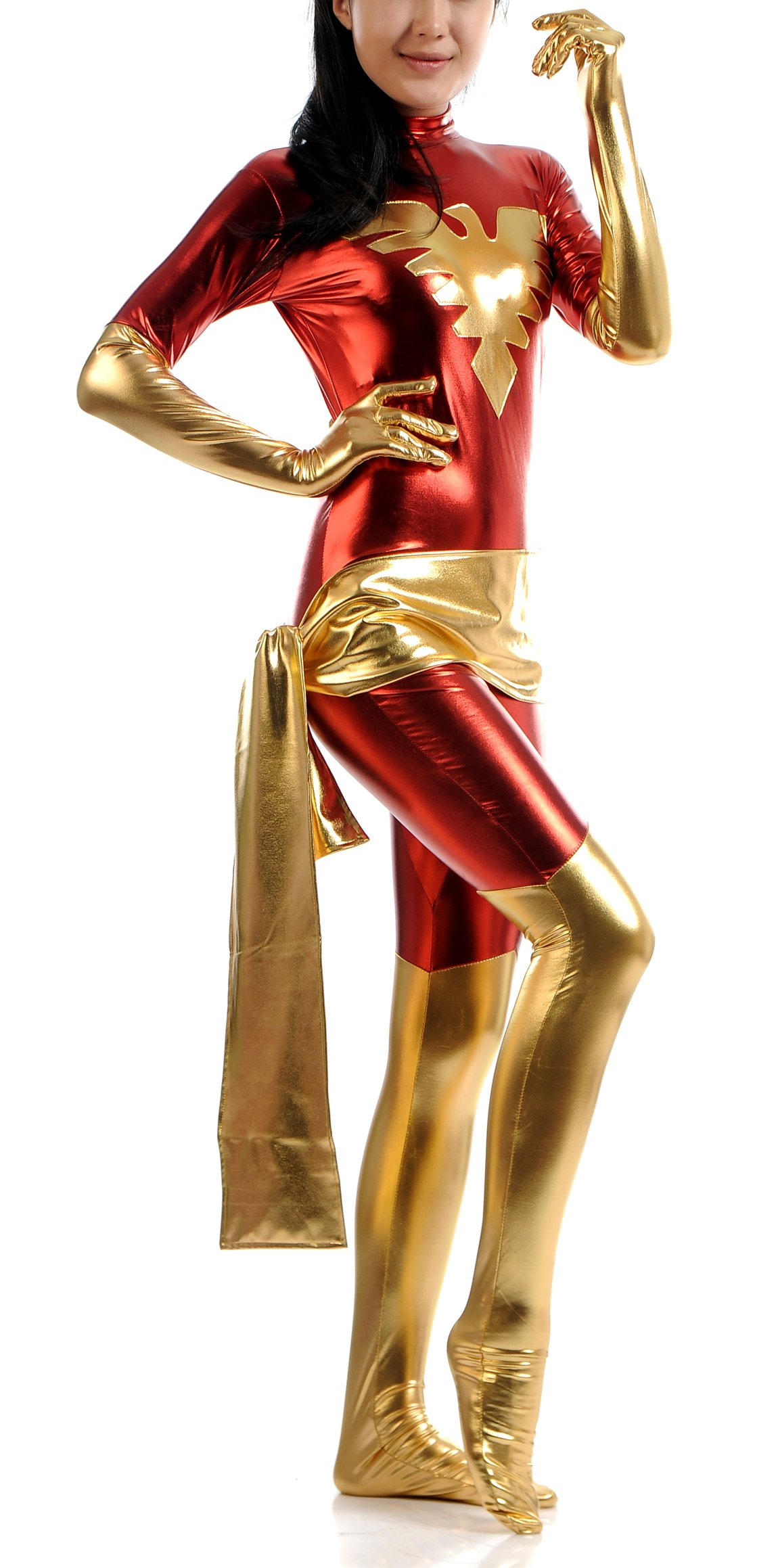 - 81RzZ5jIOnL - Mark Costume X-Men Dark Phoenix Costume for Adults and Kids