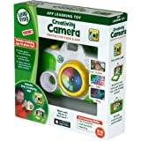 LeapFrog Creativity Camera App with Protective Case (Green)