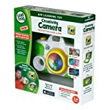 LeapFrog Creativity Camera App with Protective Case (Green)
