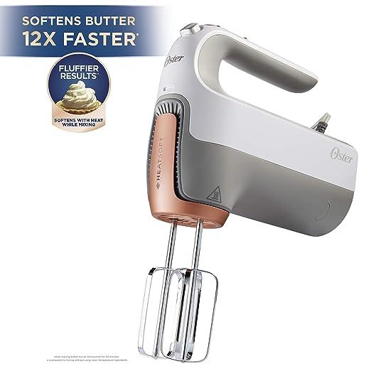 Oster - Batidora de mano (270 W, tecnología HEATSOFT): Amazon.es ...