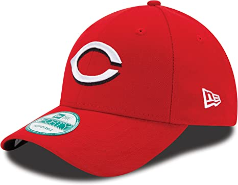 New Era The League Cincinnati Reds Hm Gorra, Hombre, Rojo (Bright ...