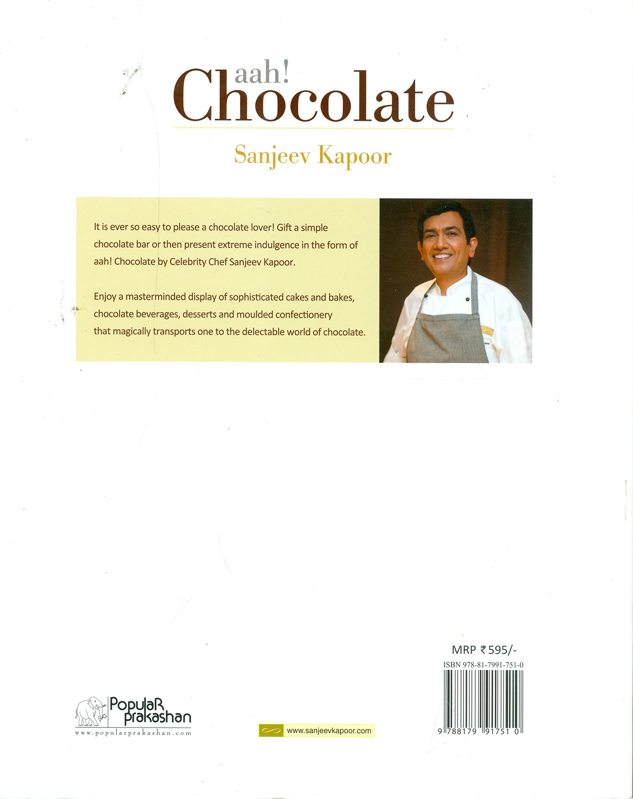 Buy Ahh! Chocolate Book Online at Low Prices in India | Ahh ...