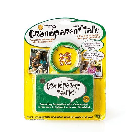 amazon com grandparent talk toys games