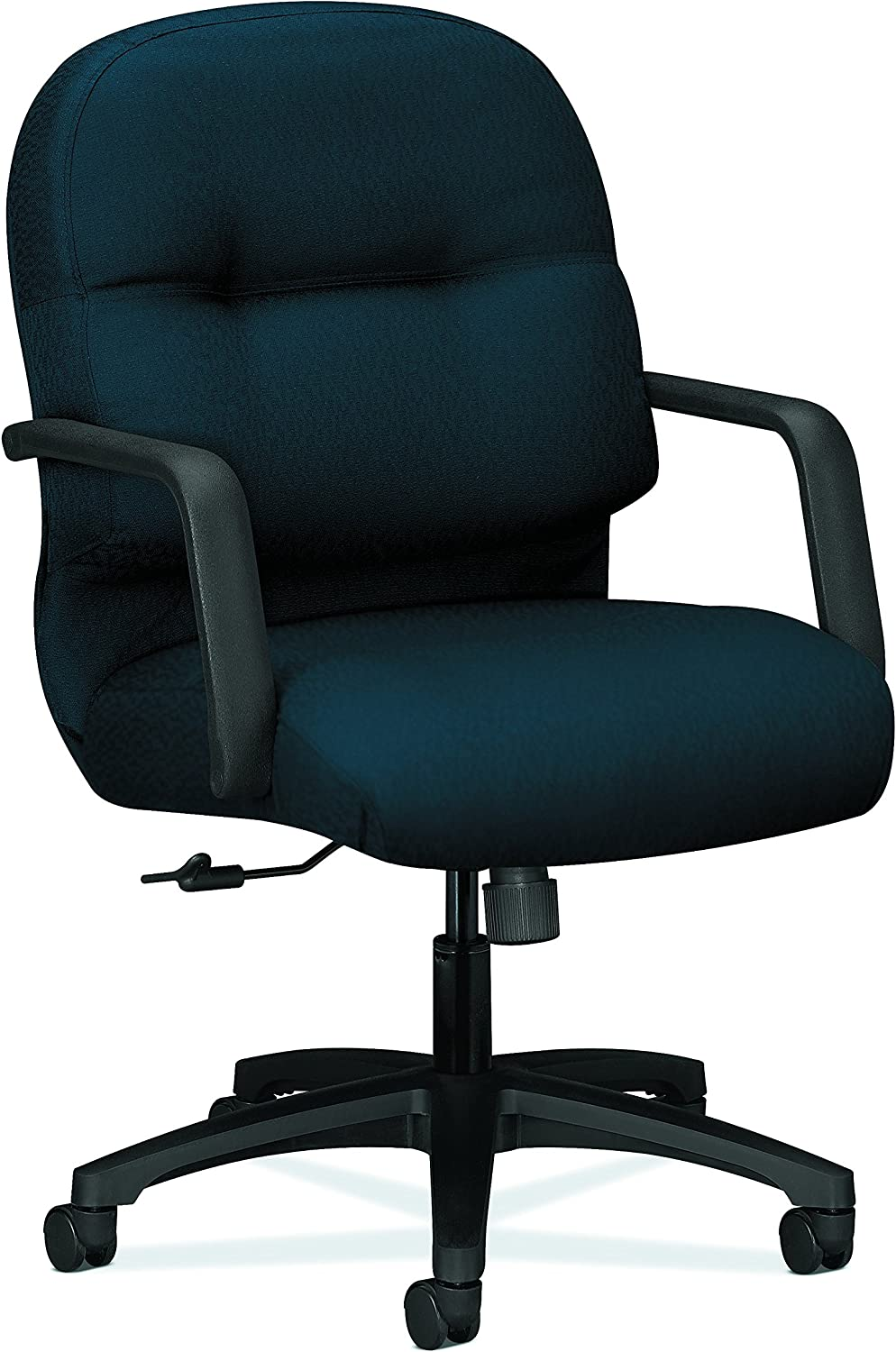 HON Executive Chair - Pillow-Soft Series Mid-Back Office , Blue (H2092)