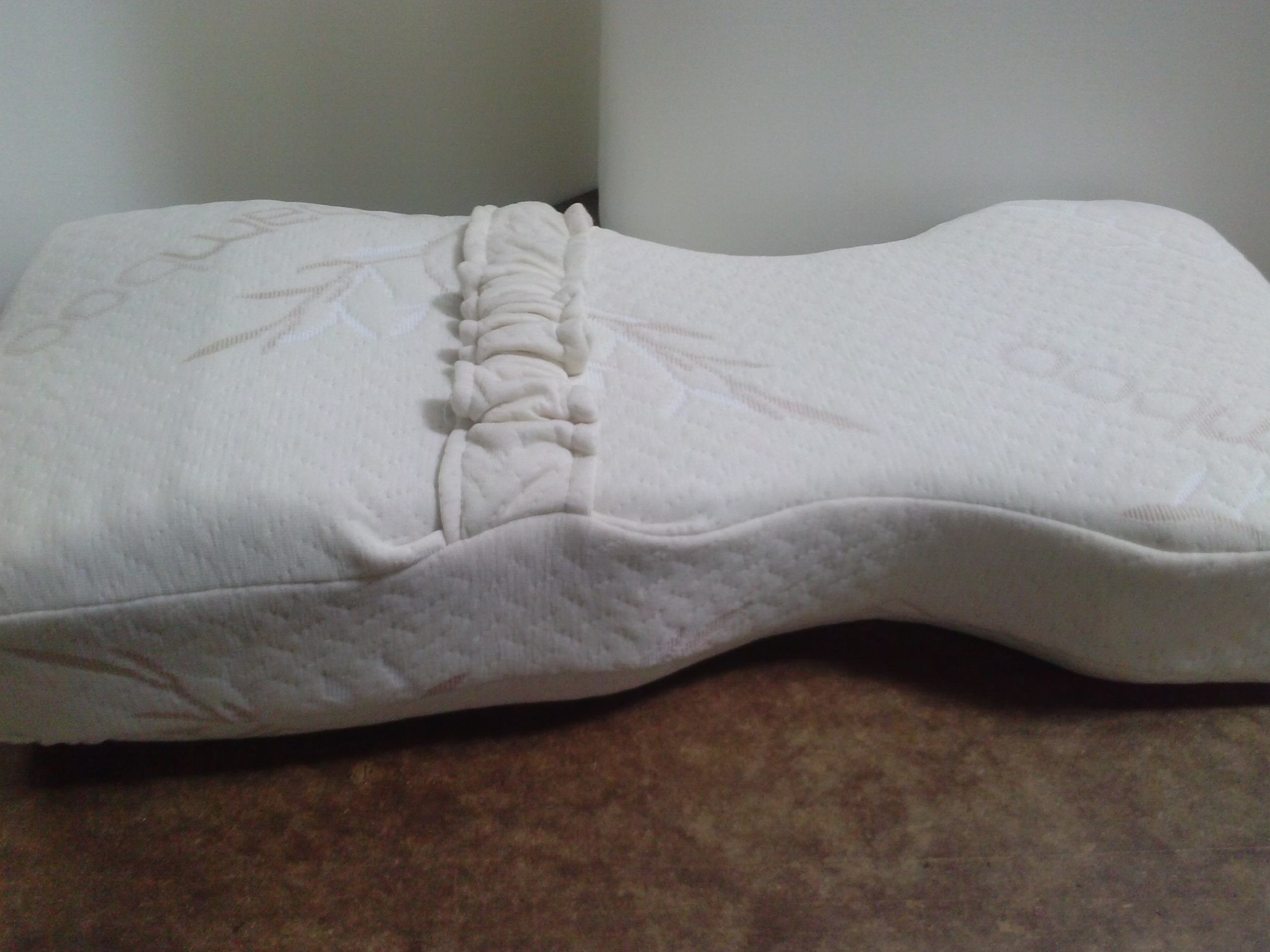 Knee-T PRO Leg Pillow by Back Support Systems - Patented and Designed by Doctors - Support for 175+ lbs, Wide Hips, Hip Replacements - for Back Pain Relief, Hip and Sciatica Pain, Side Sleepers by Back Support Systems (Image #7)
