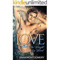 Love: A M/M/M Romance (The Weight of a Word Book 2)