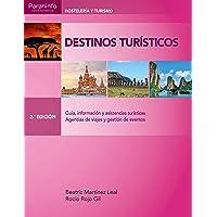 Destinos turísticos 2.ª edición