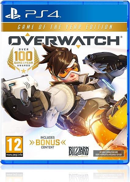 Overwatch Game of the Year Edition - PlayStation 4 [Importación inglesa]: Amazon.es: Videojuegos