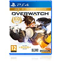 Overwatch Game Of The Year Edition By Blizzard Entertainment Region 2 - Playstation 4