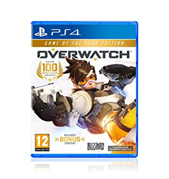 Overwatch Game of the Year Edition (PS4): Amazon co uk: PC