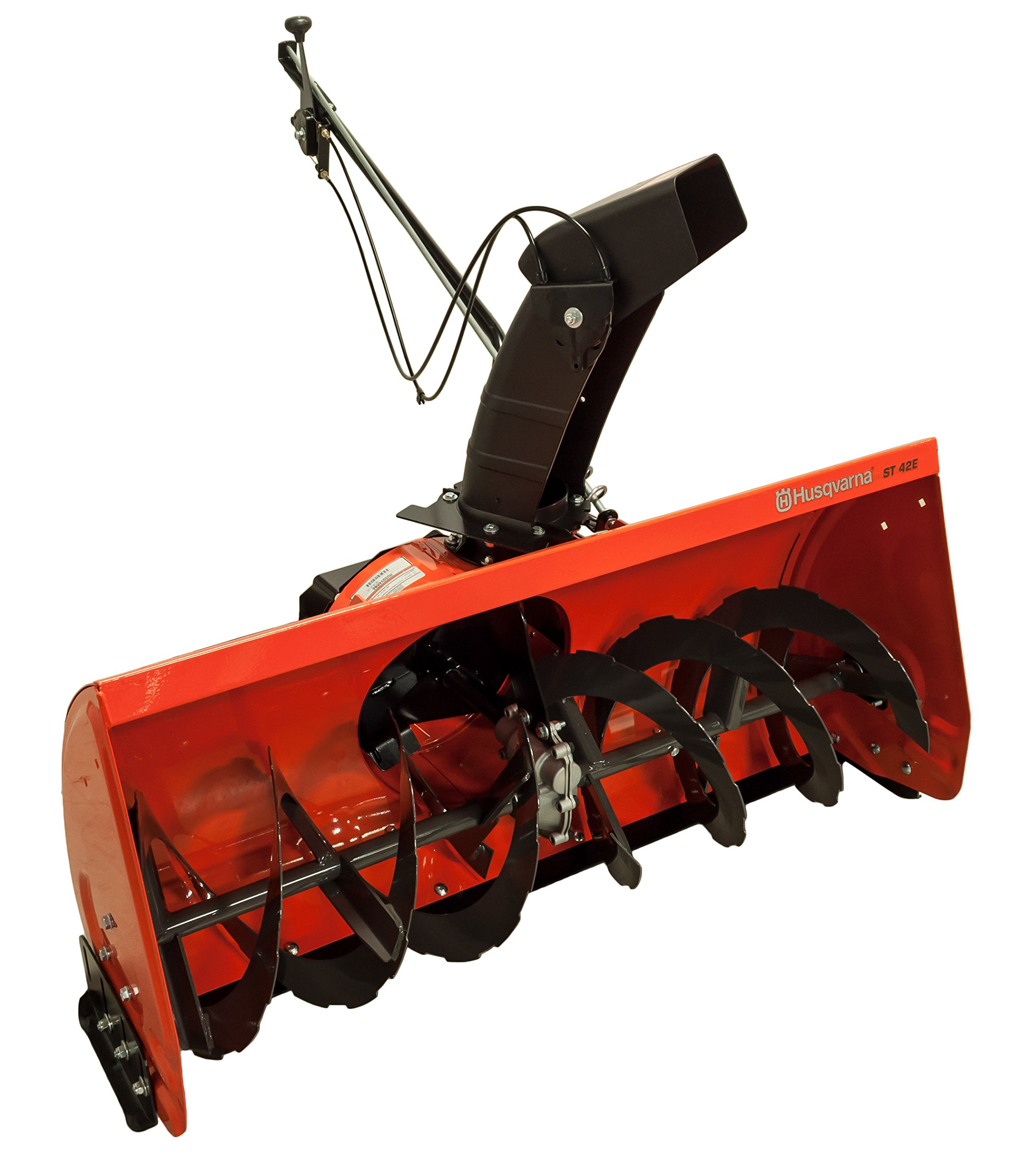 Husqvarna ST42E Snow Thrower Attachment with Electric Lift, 42-Inch