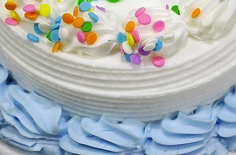 Amazon.com: fragrancebuddy tarta de cumpleaños tipo jabón ...