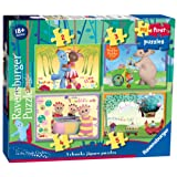 Ravensburger My First Puzzle, In The Night Garden (2, 3, 4 & 5pc) Jigsaw Puzzles
