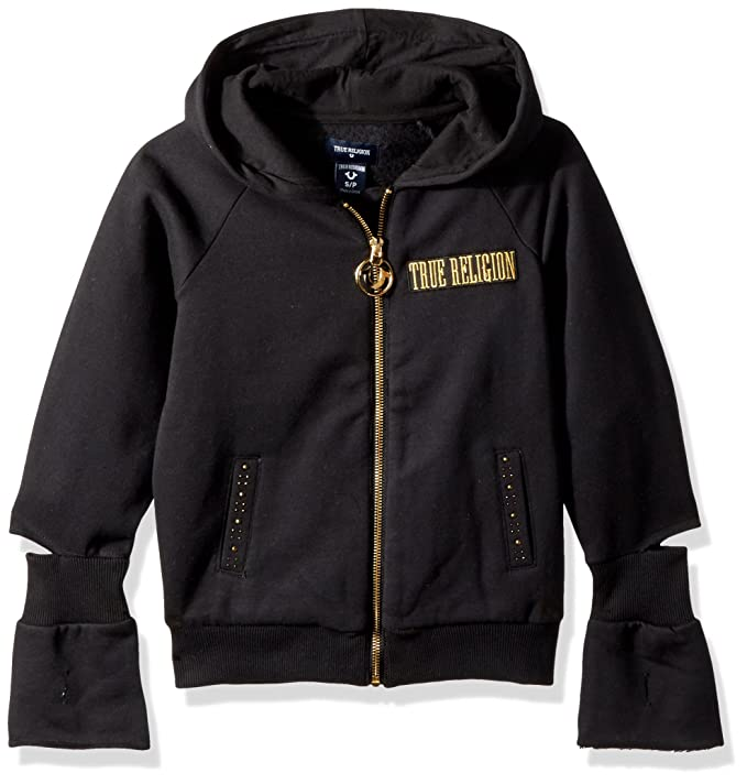 Amazon True Religion Girls Logo Hoodie Clothing