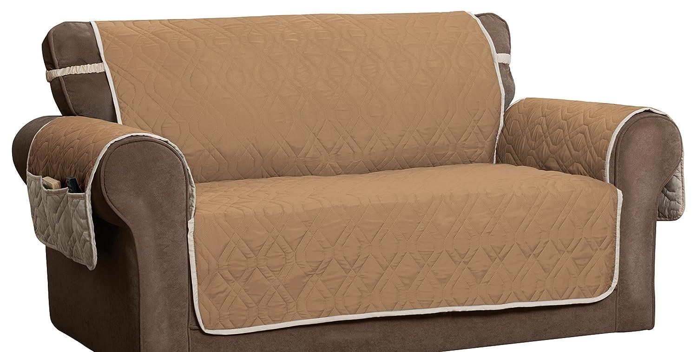 イノベーティブ テキスタイル ソリューションズ 5スター ソファカバー X-Large ブラウン 849203019835  トースト(Toast) B01MS6Z0FI