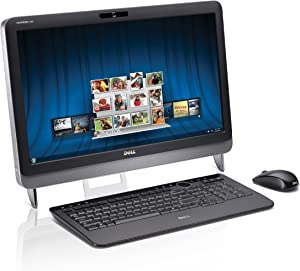 Dell Inspiron ONE 2305 iO2305-1109MSL Desktop (Mercury Silver) [Discontinued By Manufacturer]