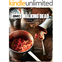 The Walking Dead: The Official Cookbook and Survival Guide book cover