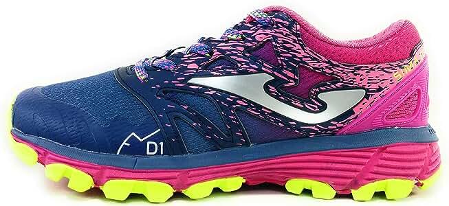 Joma Sima Jr Zapatillas Trail Running para niña: Amazon.es ...