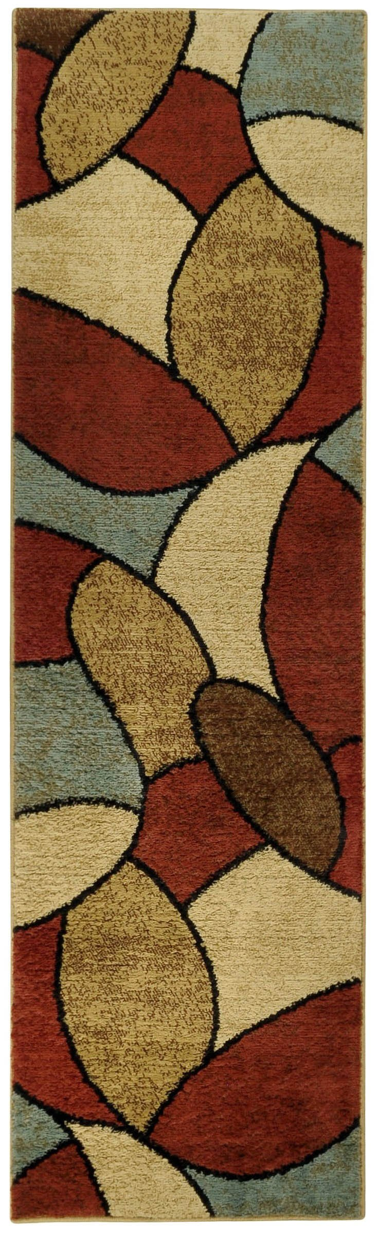 Maxy Home Pasha Collection Runners, Area Rugs