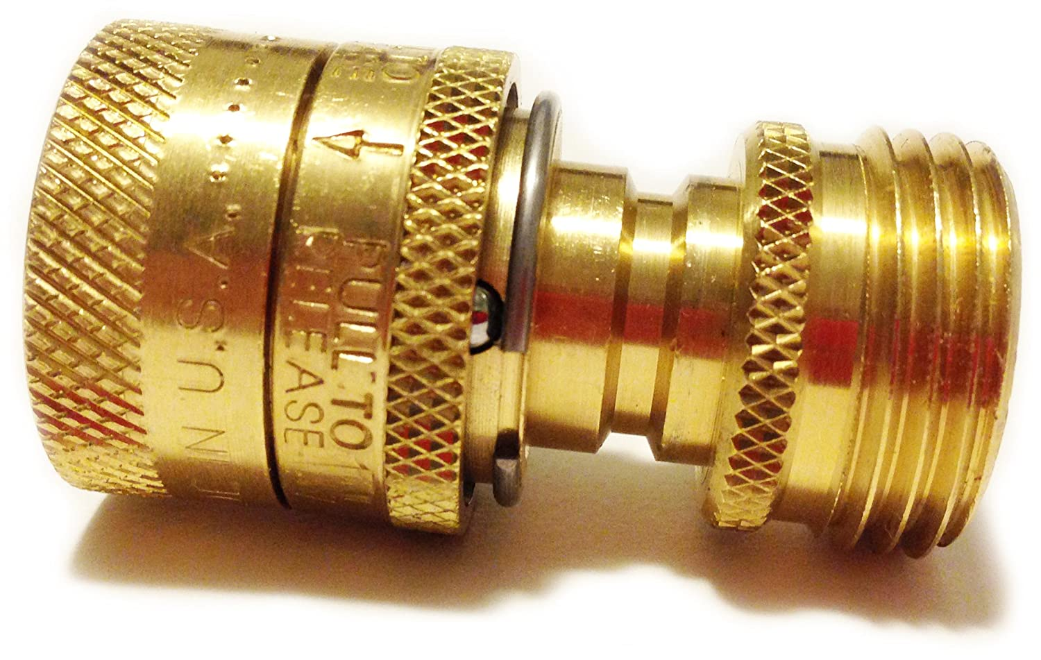 Exceptionnel Amazon.com : Worldu0027s Best Garden Hose Quick Connect : Garden Hose Parts :  Garden U0026 Outdoor