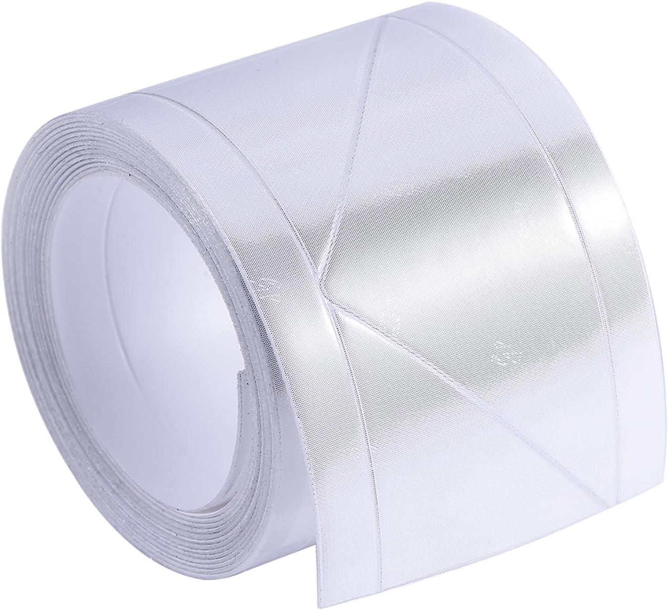 Gelb Lantra Besa 3M Scotchlite Reflektierend Band Nacht Reflektor f/ür Bekleidung Warnweste N/ähen Hohe Sichtbarkeit 100*5.08cm Long NICHT SELBSTKLEBEND Sicherheit Zubeh/ör