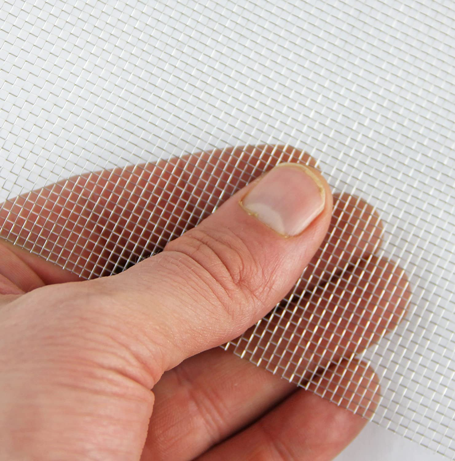 50 LPI x 0.31mm Hole x 0.2mm Wire Stainless Steel Mesh Fine Filter 1 x 1.2 Metre