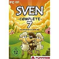 Sven Complete - 7 Vollversionen in einer Box! - [PC]