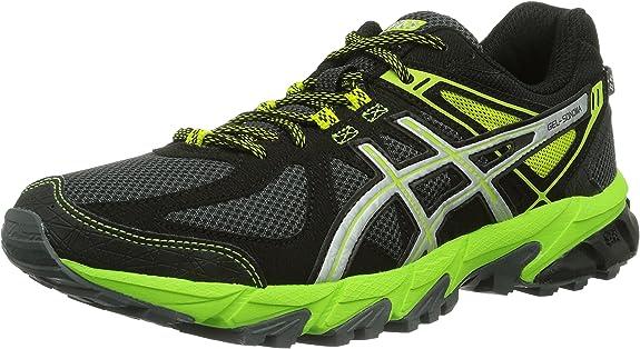 Asics Gel-Sonoma, Zapatillas de Running para Hombre, Grau (Graphite/Silver/Lime 7893), 47 EU: Amazon.es: Zapatos y complementos