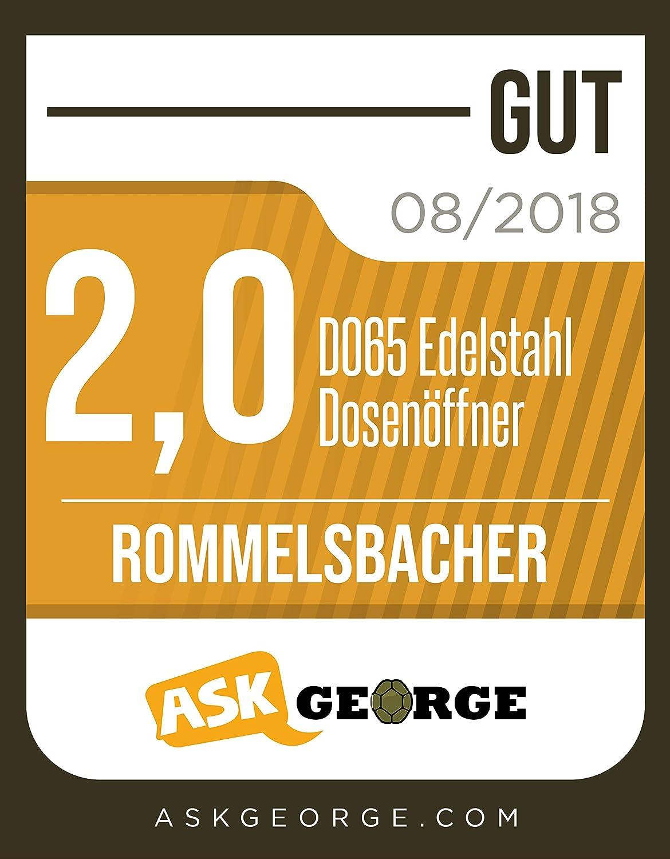 Rommelsbacher Tin Opener
