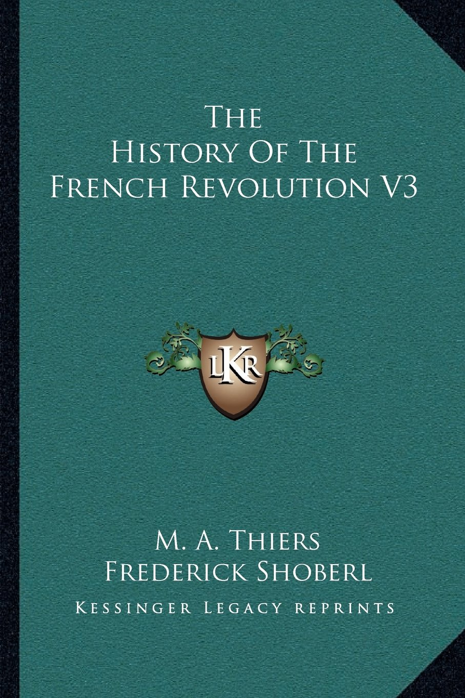 Download The History Of The French Revolution V3 pdf epub