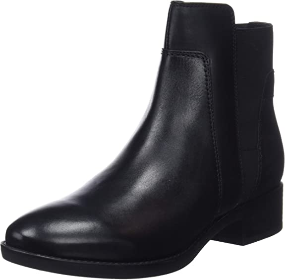 TALLA 40 EU. Geox D Felicity F, Ankle Boot Mujer