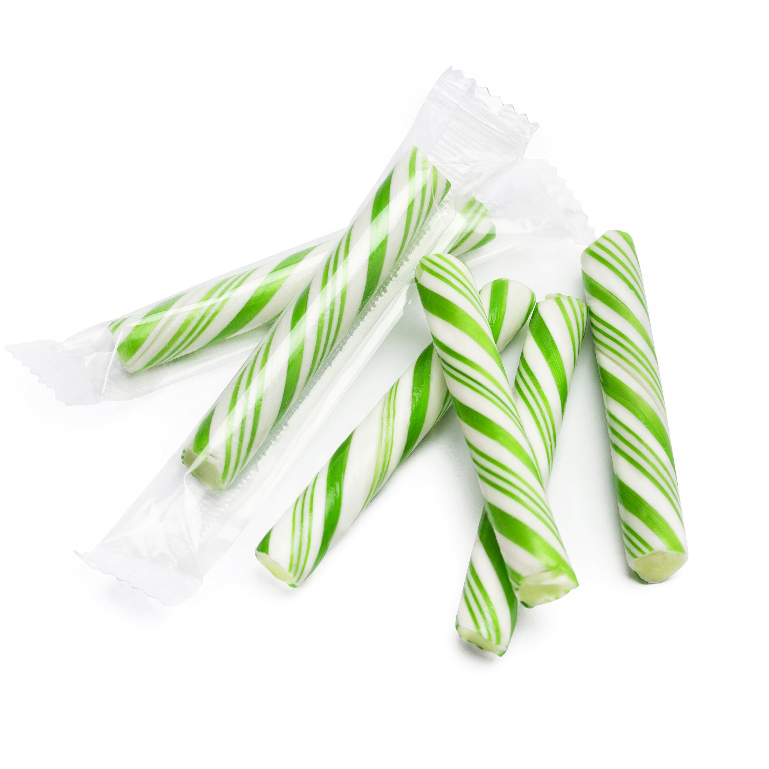 Sticklettes Petite Candy Sticks - 150 Piece Tub (Green) by YumJunkie