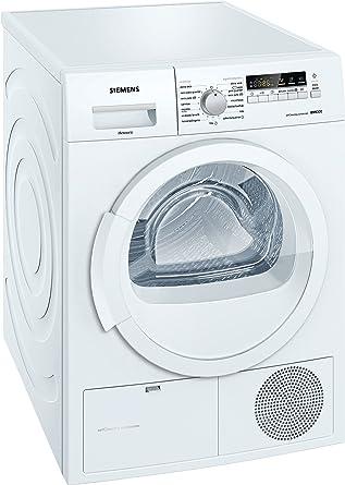 Siemens WT45W230EE - Secadora (Independiente, Frente, Condensación ...
