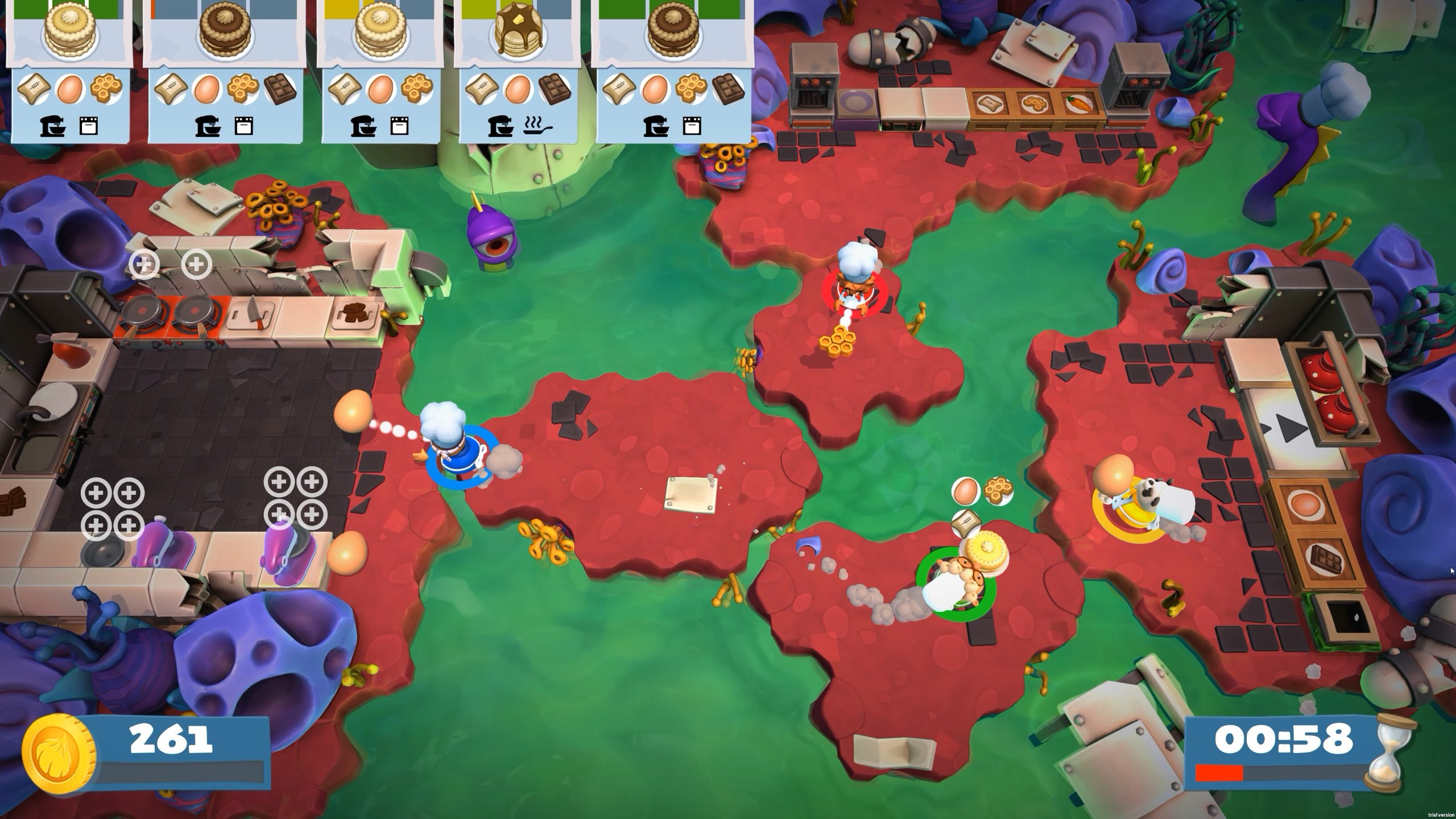 Overcooked! 2 - Nintendo Switch by Sold Out (Image #9)