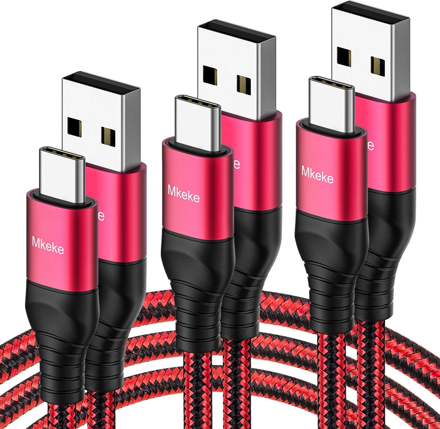 Type C Charger Cable Fast Charging