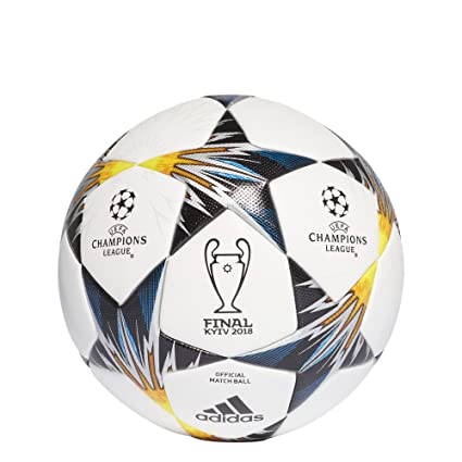 19207c785fc Amazon.com   adidas KIEV CHAMPIONS LEAGUE FINALE GAME BALL SIZE 5 ...