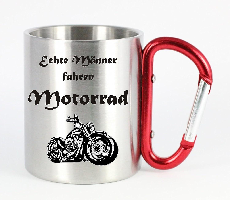 Tasse für Motorradfahrer