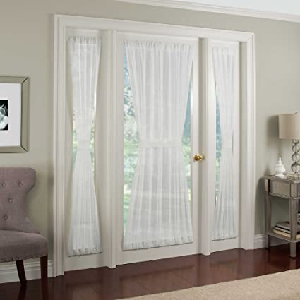 New Sidelight Sheer Curtains
