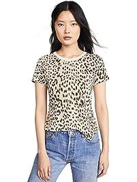 CHASER Women's Shirttail Hem Tee