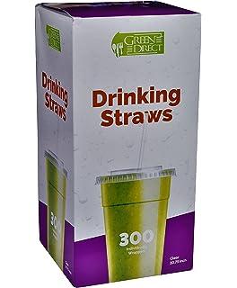 Amazon.com: AmerCare - Pajitas de plástico para beber ...