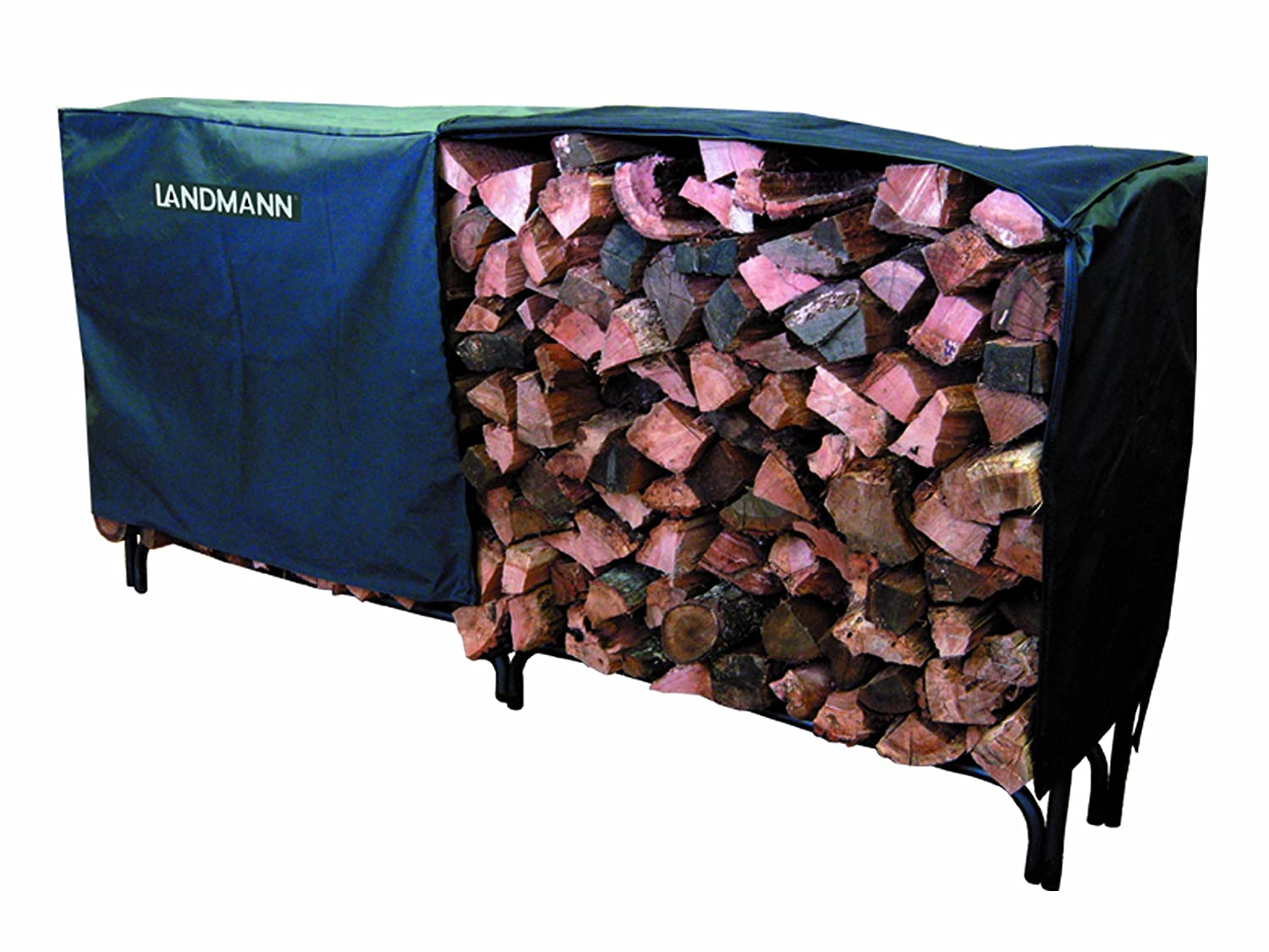 Landmann 82413 4-Foot Firewood Log Rack (Cover not included) Landmann USA